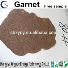 30/60mesh гидроабразивной резки и пескоструйной обработки гранатовый песок цена