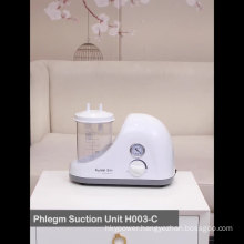 Light weight and portable phlegm suction unit machine