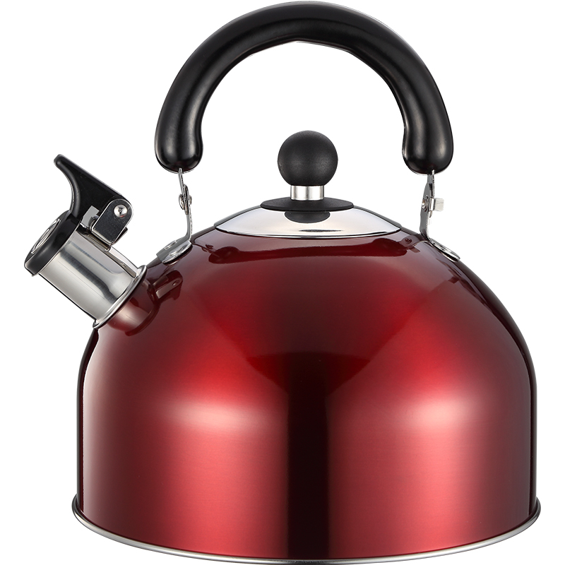 ss kettle red