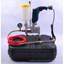 SL-600 Double Components Liquid Bottle High Pressure Grouting Injection Pump Polyurethane Spray Foam