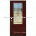 Фанда лучшее качество волокна стеклянная дверь дверь из стеклопластика стеклопластик(grq) двери