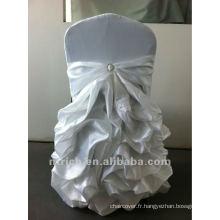 Fantaisie chaise, housses de chaises pour mariage, Hotel