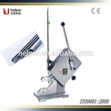 Máquina de recorte manual en forma de U
