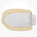 100% Genuine Sheepskin lambswool wash mitts