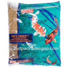 Customized Fish Flexible Packaging Bags