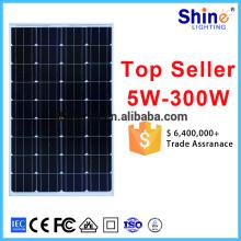 China fabricação mono e poli painel solar 1002 150w 200w 250w 300w módulo solar