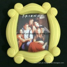Quadro grande feito sob encomenda da foto do PVC da borracha para presentes da lembrança