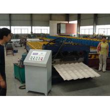 Manuelle Fliesen Roll Froming Machine