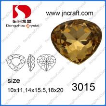 Accesorios de accesorios de vestir de joyas de cristal