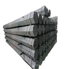 hot sale pre galvanized steel pipe 42mm 1mm 1.5mm 2mm ! 75mm galvanized round steel tube gi pipe length