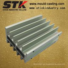 Piezas de torneado CNC, piezas de mecanizado de aluminio