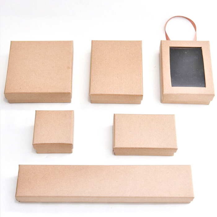 Kraft Paper Jewerly Box