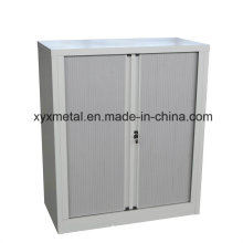 Metal Roller Doors Cupboards Low Rolling Shutter Door Filing Cabinet