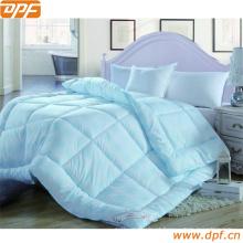 Edredão de seda Mulberry Jacquard 100% algodão para cama de hotel / casa (DPF1092)