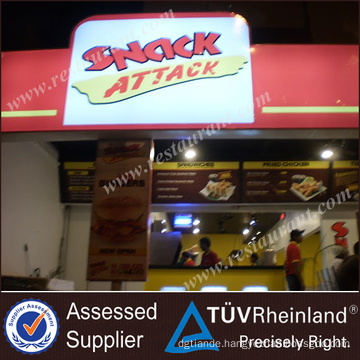 10 years Hot seld all kinds equipment snack street