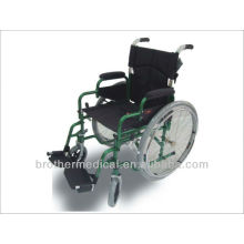 Self-propelled wheelchair with CE