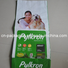 20kg Best Quality Plastic Bags for Dog Food