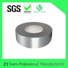 Fita de pano de poliéster de cor prata para indústria de construção