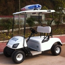 2 seater mini police electric golf carts