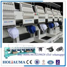 Высокоточная вышивальная машина с 8 головками вышивки с ценами