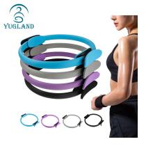 Hampool Wheel Train Circle Resistance Rubber yoga ring pilates circle high fitness pilates ring