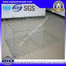 Гальванизированная коробка гексагональной габионы с (CE и SGS)