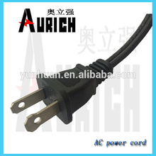 UL Home Grounding Power Cables For 125V powercord