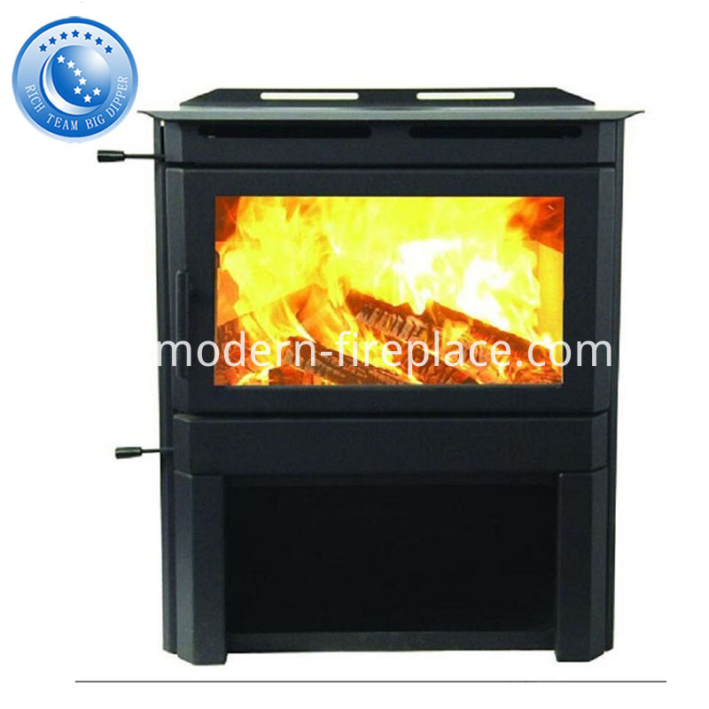 Country Wood Burning Burner Fireplace Furnace