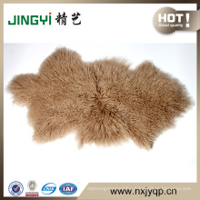 Trendy Mongolian Sheep Skin Wool Skin