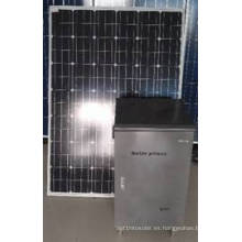 Sistema de suministro de energía solar fuera de la red de 200W de la fábrica ISO9001