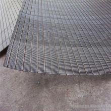 Acero inoxidable malla de tela de mineral prensado
