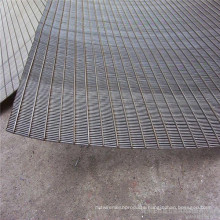 Stainless Steel Crimped Ore Screen Mesh