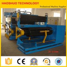 Máquina de enrolamento de alta qualidade da folha do LV, equipamento para o transformador