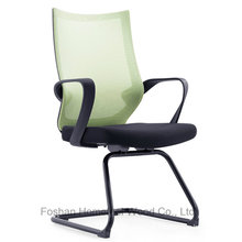 Wholesale Office Mesh Meeting Visitor Chair Without Wheels (HF-CH193C)