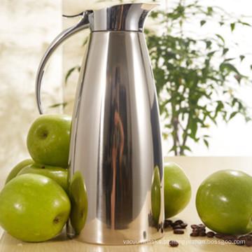 Solidware aço inoxidável isolados vácuo café pote para o hotel