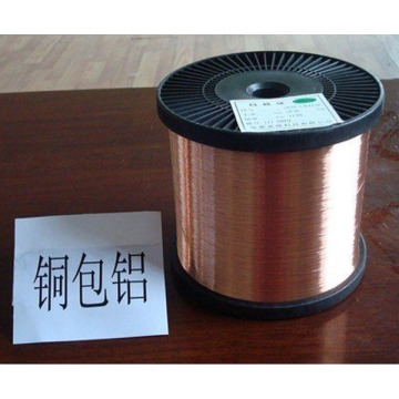 Aluminun And Magnesium Alloys Wire Copper Clad Aluminum Wire
