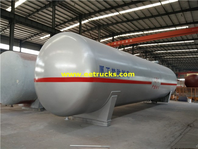 54T 100 M3 LPG Storage Tanks
