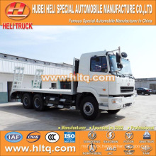 CAMC 2016 new style 6X4 20tons load excavator transporter 270hp with discount price factory sale in China.