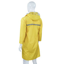 OEM for PU Rainwear Nylon/PVC Working Raincoat Long Jacket export to Comoros Suppliers