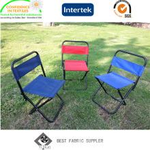 Im Freien verwendetes 100% Polyester PVC beschichtete 600 * 600d Oxford-Gewebe für Stuhl-Abdeckung
