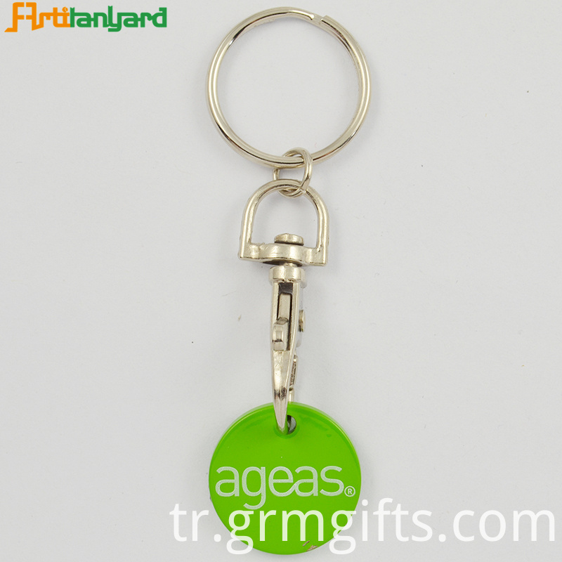 Trolley Key Holder