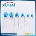 Pass RoHS Sécurité Haute qualité Condensateur céramique bleu