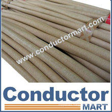 Electrical insulation crepe paper tube