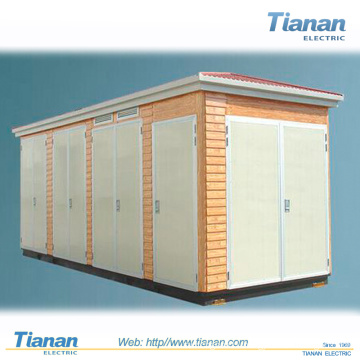 Mobile Substation / for High-Voltage Transformers
