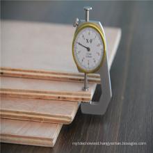 triplay wood red natural veneered bintangor okoume plywood board
