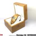 Top-Qualidade Maple-Madeira Relógios Duplo Movimento De Quartzo Relógios Hl14