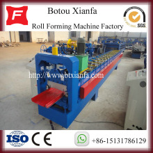 Ghana Style Standing Seam Roof Roll Forming Machine