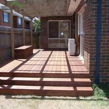 Кофе проблемных трещиностойкий мербау деревянный decking сада