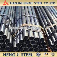 5 pouces Tuyau en acier soudé (tuyau en acier ERW) BS1387