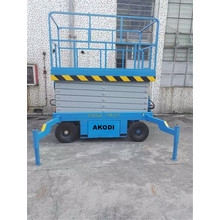 Mobile Scissor Lifter 9 meter